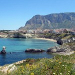 Bucht bei Palermo