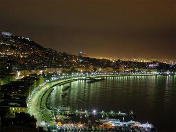 Neapel - Hauptstadt von Kampanien