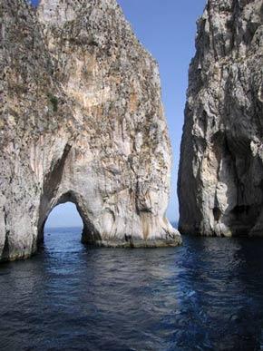 Faraglione di mezzo vor Capri