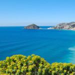 Strand auf Ischia
