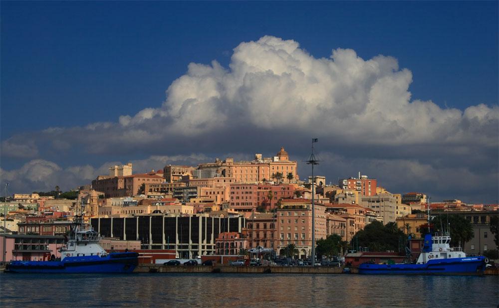 Cagliari – Hauptstadt der Region Sardinien