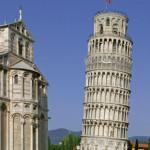 Pisa in der Region Toskana