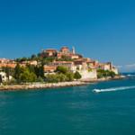 Blick auf Portoferraio - Insel Elba