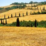 Die Maremma in der Toskana