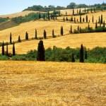 Die Toskana mit dem Wohnwagen entdecken