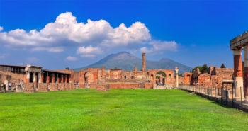 Das historische Pompei