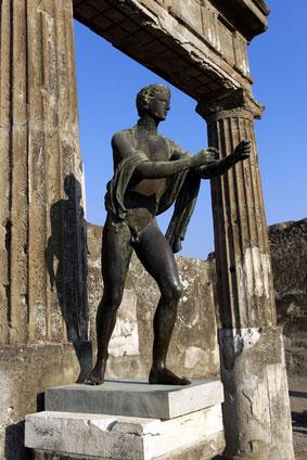 Pompeji-Ruinen