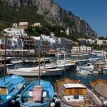 Anacapri auf der Insel Capri