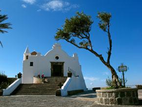 Die Kirche Santa Maria del Soccorso