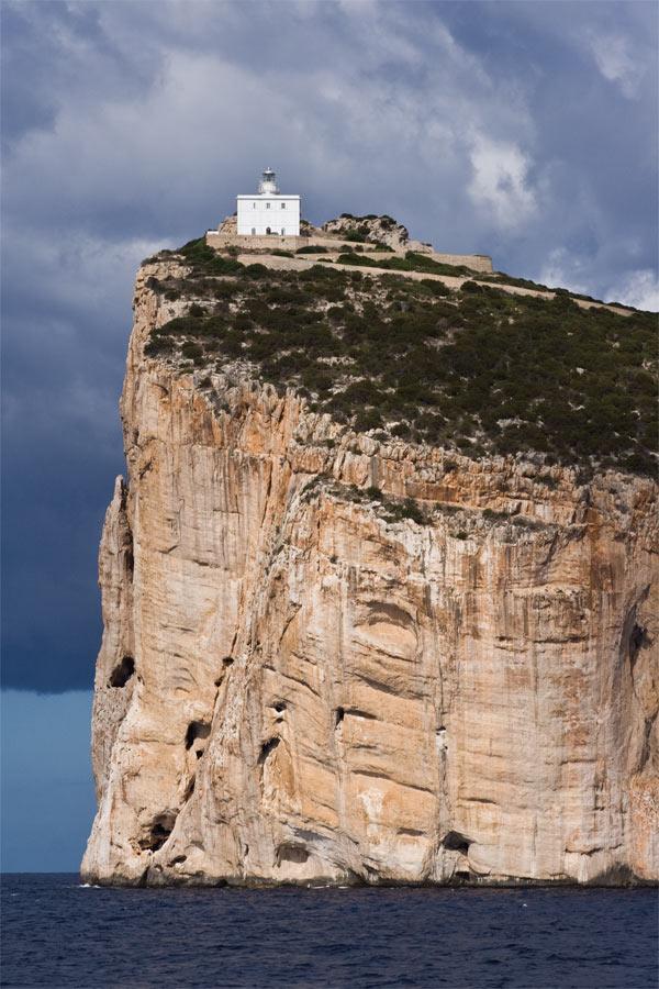 Das Reiseziel Alghero in Sardinien / Italien
