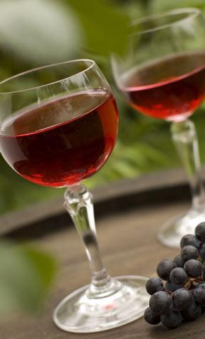 Wein aus dem Chianti