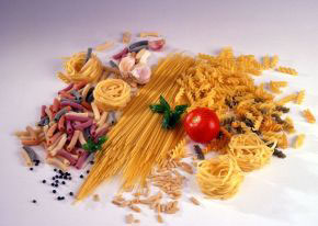 Pasta aus Italien