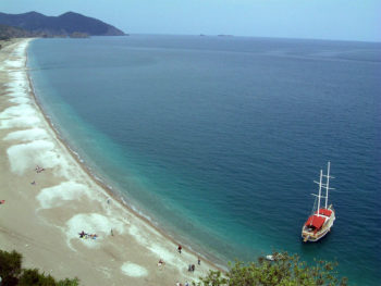 Strand bei Tropea