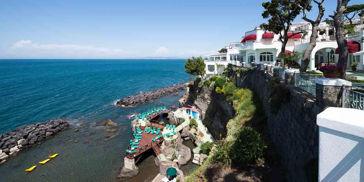 Hotel La Madonnina in Casamicciola Terme auf Ischia