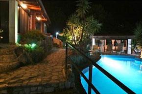 Villa Beatrice an der Cilentoküste