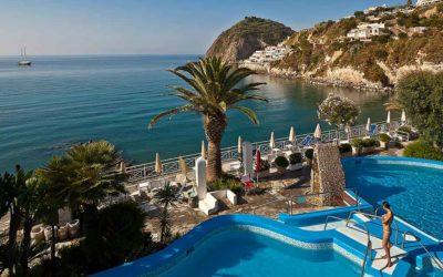 Der Thermalgarten Aphrodite-Apollon auf der Insel Ischia
