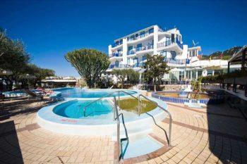 Hotel Il Gattopardo auf Ischia