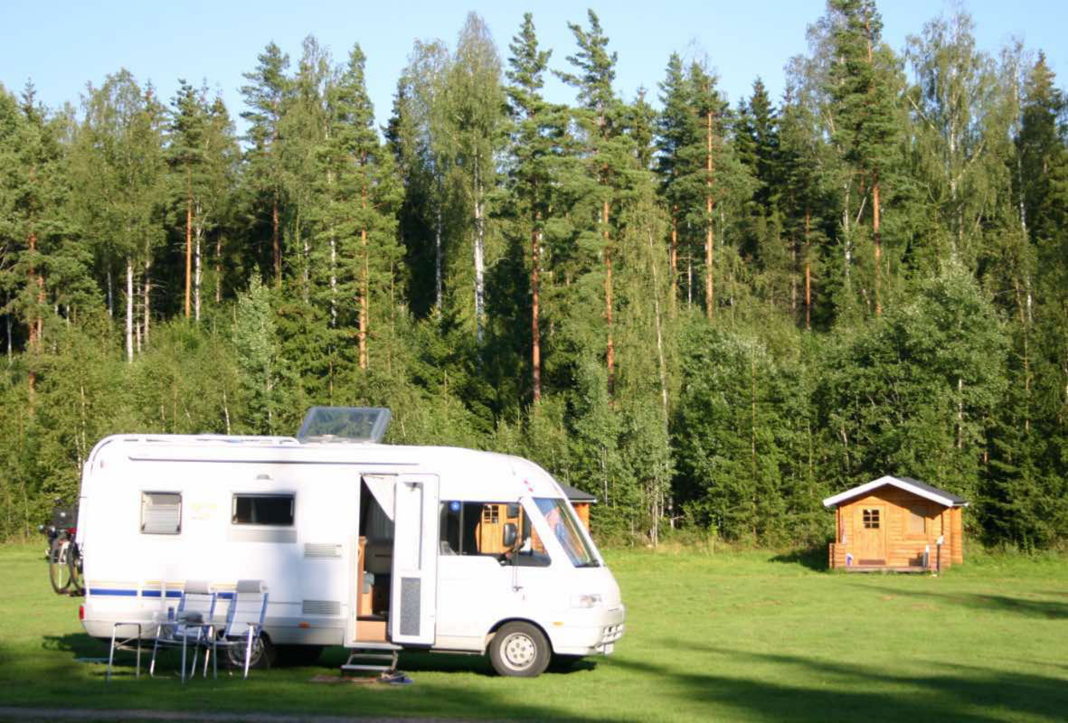 Voll im Trend – Camping