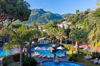 Hotel La Reginella auf Ischia