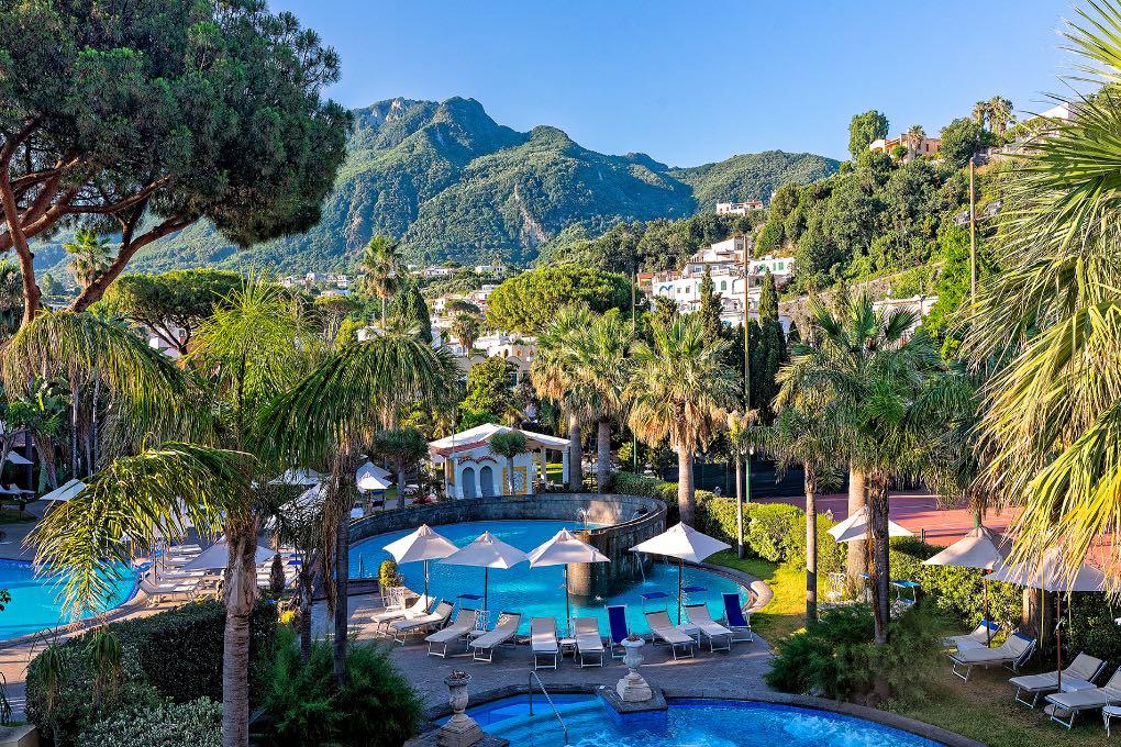 Hotel La Reginella in Lacco Ameno / Ischia –  Wellness, Kur und mehr